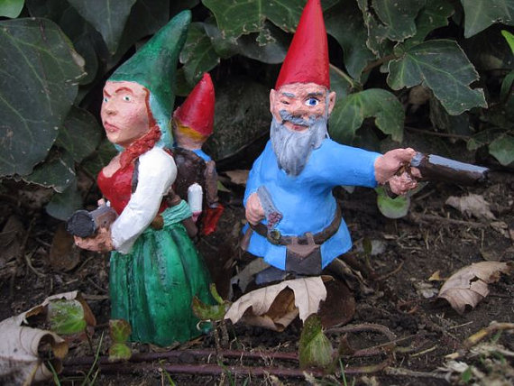 Baby Gnome: Outside Perception