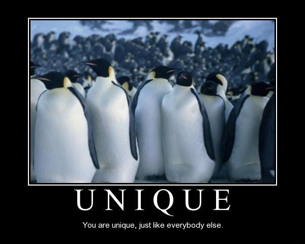 ...just like everybody else