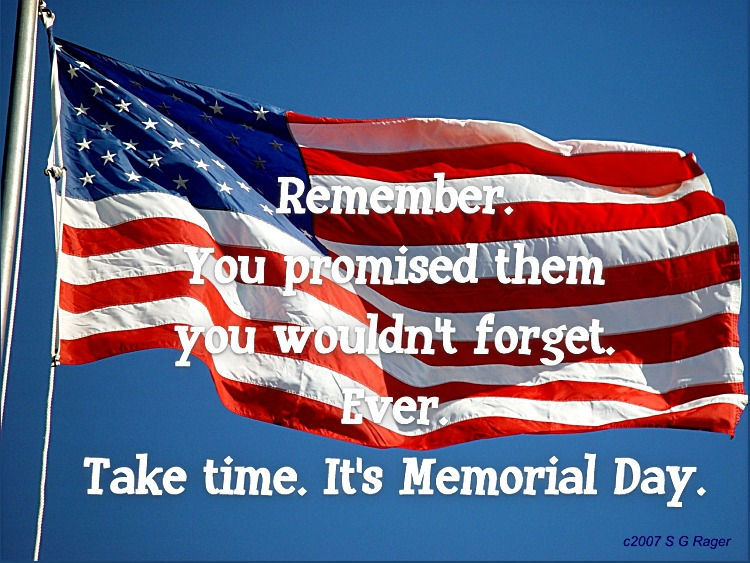 Memorial day 2012 remember why outside perception for Decoration day