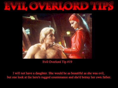 Evil Overlord Tip #19