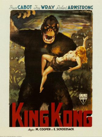 king-kong-posters