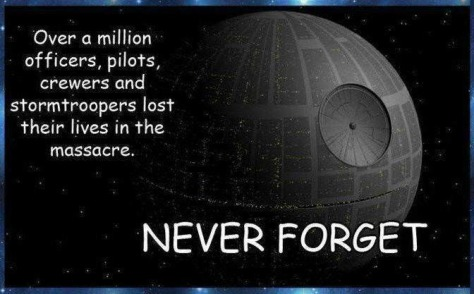 Death Star Disaster